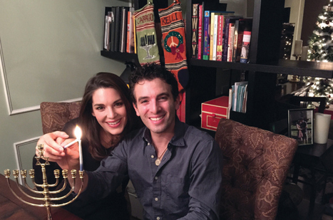 Show us your menorah! How celebs celebrate Hanukkah | Religion and Life | Scoop.it