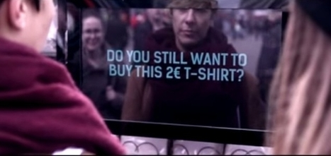 Trending: 'Low-Carb' Clothing, a T-Shirt Vending Machine and a Nordic Action Plan for Sustainable Fashion | For a more sustainable marketing ... | Scoop.it
