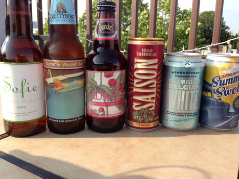 6 craft beers for summer drinking - Boston Globe | Whiskey, Beer & Wine Stuff | Scoop.it