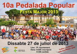 Blog - Club Ciclista Riells i Viabrea: 10a PEDALADA POPULAR 2013 | Comarca La Selva - sport 2.0 | Scoop.it
