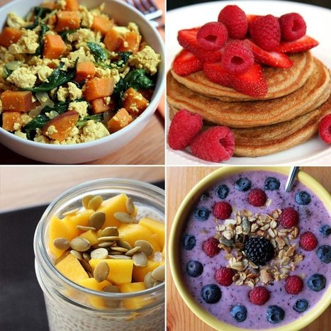 24 Vegan Breakfast Recipes That Will Fuel Your Day | VegHeads | Scoop.it