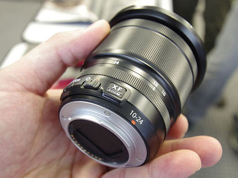 New XF lens prototypes - Fujifilm | Optyczne.pl Polish blog | Fuji X-Pro1 | Scoop.it