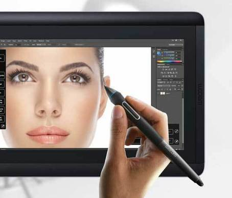 Wacom unveils two new high-end tablets | Wacom | Creative Bloq | Nerdism | Scoop.it