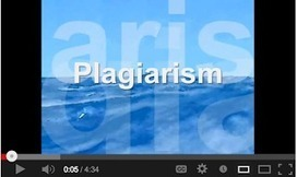 Excellent Video Clips on Plagiarism to Share with Your Students ~ Educational Technology and Mobile Learning | Higher EdTech | Scoop.it