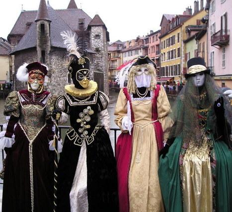 Aujourd'hui et demain, 20e anniversaire du carnaval vénitien | TICE et italien - AU FIL DU NET | Scoop.it