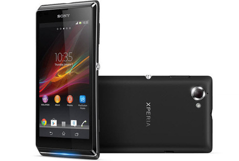 Sony Xperia L now up for pre-order in the U.S. | Mobile IT | Scoop.it