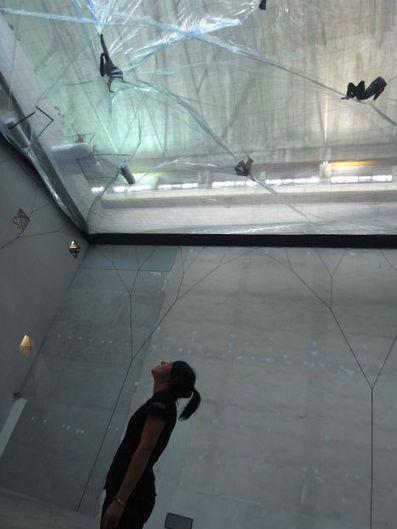 On Space Time Foam: Surreal Billowing Art Installation | WebUrbanist | space | Scoop.it
