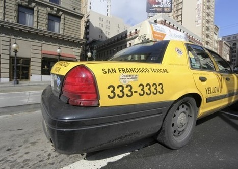 Uber victory as San Francisco taxi co-op files for bankruptcy | Peer2Politics | Scoop.it