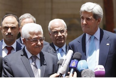 Kerry: US Sees Jewish Judea and Samaria as 'Illegitimate' | The Pulp Ark Gazette | Scoop.it