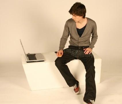 Un pantalon de geek imaginé par des designers | Mon Web Bazar | Scoop.it