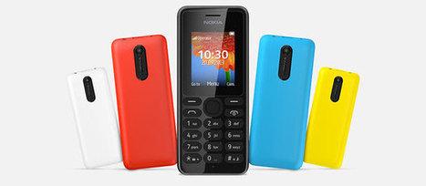 Nokia 108 – Un téléphone avec appareil photo pour moins de 40€ | WebZeen | Comprendre le réel intérêt de produire une agriculture BIO en France plutôt que d'importer des produits présentant un label pas vraiment Certifié. | Scoop.it