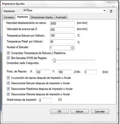 Cómo instalar y configurar Repetier Host para operar tu WITbox 3d printer | Ultra-lab | Open Source Hardware, Fabricación digital, DIY y DIWO | Scoop.it