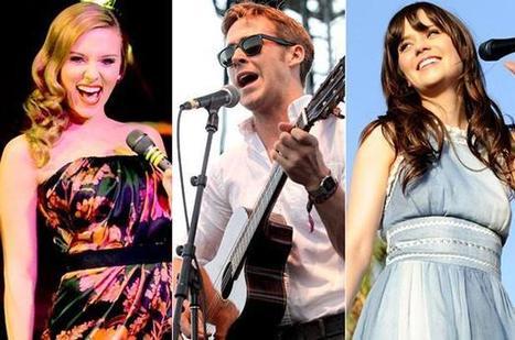 25 Movie Stars Turned Musicians... | ...Music Artist Breaking News... | Scoop.it