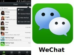 Download WeChat- Free Text,Voice Message & Video Calls   Tablets,smartphones and Android apps   Scoop.it