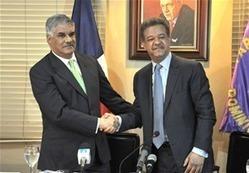 Fernández aboga porque se resuelvan los problemas en el PRD, en reunión con Vargas - listindiario.com   Resistencia al cambio   Scoop.it