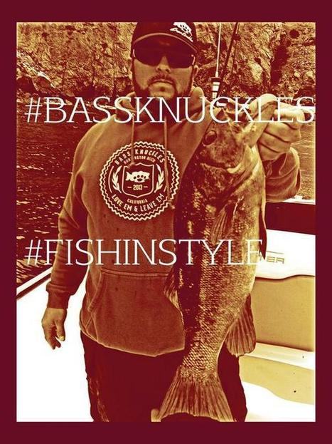 Twitter / BASSKNUCKLES: Stay Sharp! @BASSKNUCKLES ... | Fishing Industry News | Scoop.it
