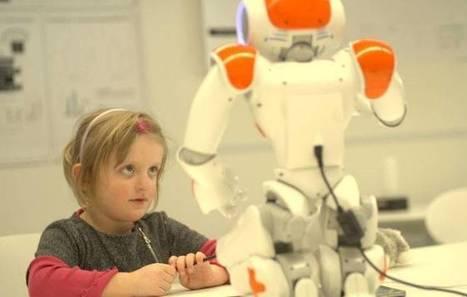 Crianças aprendem a escrever 'ensinando' robôs | EDUCA TIC | Scoop.it