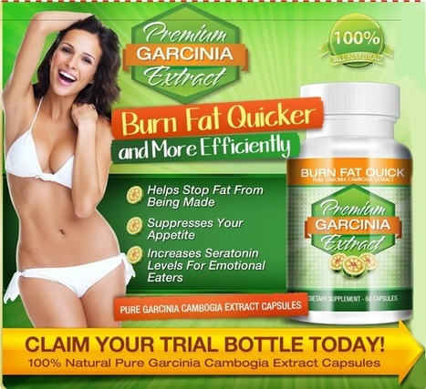 Premium Garcinia Extract Review – Shed Undesired Pounds And Get Dream Body! | Faster Solution To Healthy Weight Loss | Scoop.it