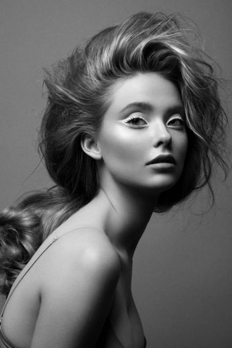 Black and White Beauty by Jeff Tse | Make-Up Articles | Scoop.it