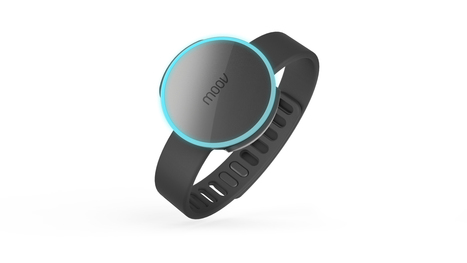 Moov fitness tracker actually tells us how to fix ourselves - CNET | Lifestyle Blogging | Scoop.it