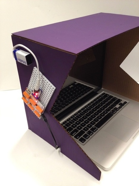 Wireless Arcade Game: a littleBits Project by emily_littlebits | Raspberry Pi | Scoop.it