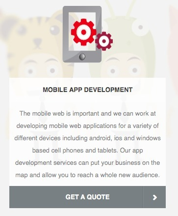 The 5 reasons you should develop a Mobile App for your website | Benefits of Cloud Computing | Scoop.it