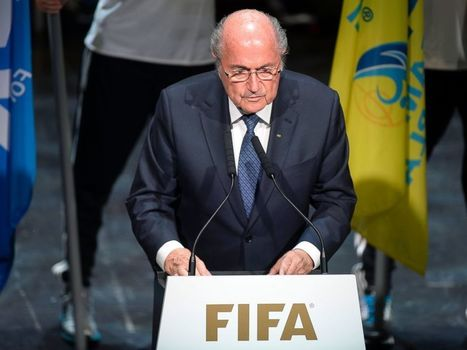 FIFA's Sepp Blatter Resigns Amid Growing Probe | Criminal Justice in America | Scoop.it