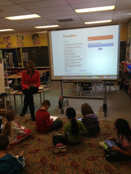 Using TodaysMeet During Literacy ~ Mrs. Wideen's Blog | Elementary Library & Technology | Scoop.it