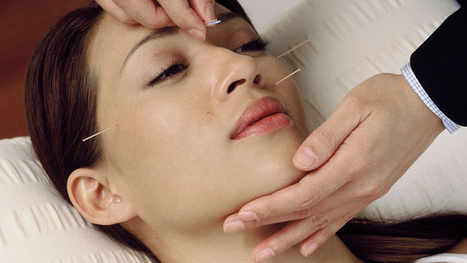 Acupuncture for skincare - TV3 Xposé Entertainment | Acupuncturist | Scoop.it