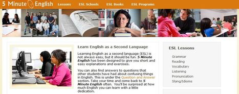 Short reading texts + exercises | Learn English through reading | Scoop.it