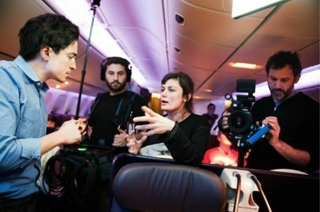 Canon EOS C300 shoots first movie on an airplane while flying | planet5D - HDSLR community | Moving Images | Scoop.it