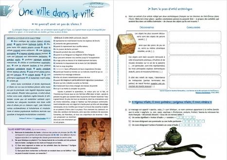 Séquence 4e : Tous aux bains ! | les actualités des Langues et Cultures de l'Antiquité | Scoop.it