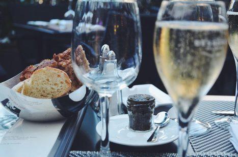 Dinner with Le Millésimes 62, Paris, France | RESTOPARTNER : des restaurants  de qualités à Paris - France | Scoop.it
