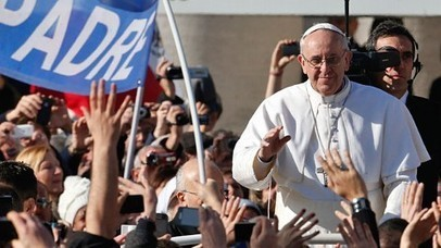 Pope Francis Supported Civil Unions as Cardinal   Cody's Current issues   Scoop.it