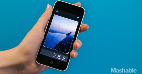 Google+ Now Lets You Edit Photos Without Leaving the iOS App | Intresting | Scoop.it