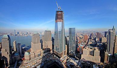 The New World Trade Center: Rebuilding the Future | World Trade Centers | Scoop.it