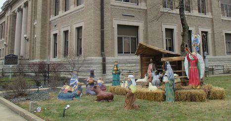 Satanic Temple lawsuit over Nativity scene dismissed | Theistic Satanism | Scoop.it