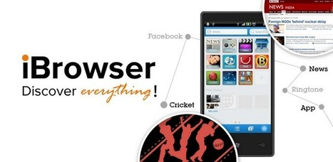 iBrowser - Free Mobile Browser - Applications Android sur GooglePlay | Android Apps | Scoop.it