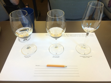 Henri Giraud IPNC Champagne and Barrels Seminar | Vitabella Wine Daily Gossip | Scoop.it