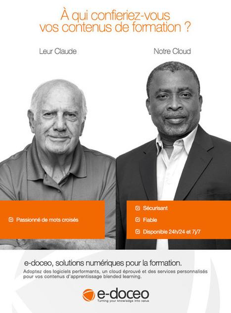 Vous avez dit « cloud computing » ? | E-learning, formation a distance et cours en ligne - actualite e-learning | Cloud computing | Scoop.it