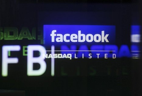 Réseaux Sociaux: Facebook attaqué par des actionnaires belges | Geeks | Scoop.it