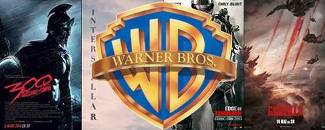 """""""Interstellar"""", """"Godzilla"""", """"Le Hobbit 3""""... tous les films de Warner Bros ... - AlloCiné   Films   Divertissements   Art   Musique   People   Scoop.it"""