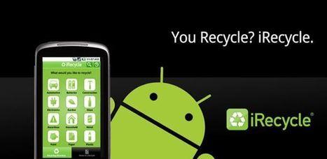 Las mejores apps que fomentan y ayudan en el reciclaje / EcoInventos.com | Educacion, ecologia y TIC | Scoop.it