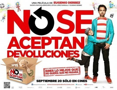 Watch Instructions Not Included Online | horror | Scoop.it