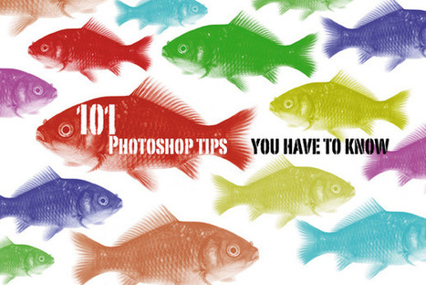 101 Photoshop tips you have to know | Digital Camera World | Photoshop Photo Effects Journal | Scoop.it