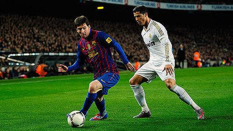 Lionel Messi elogió a Cristiano Ronaldo | Deportes | Scoop.it