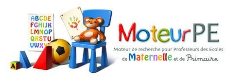 MoteurPE : le moteur de recherche des professeurs des écoles | Découvertes de SitesPE | Scoop.it