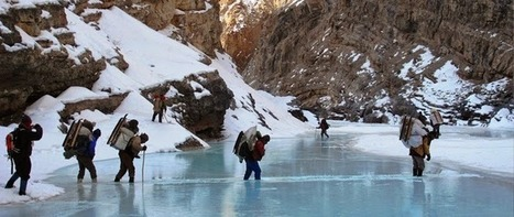 Have an adventurous experience by Trekking in Ladakh | Ladakh Vacation | Scoop.it