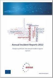 6% des pannes réseaux liées à la cybercriminalité | McAfee | Scoop.it