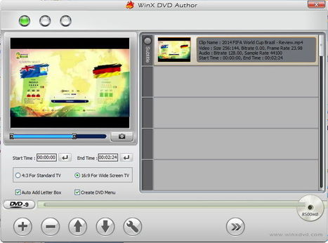 Download & Burn 2014 FIFA World Cup HD Videos to DVD, Easily Create DVD Collections of Football Videos | How To Backup, Restore Install All Windows 8 System Drivers Free | Scoop.it